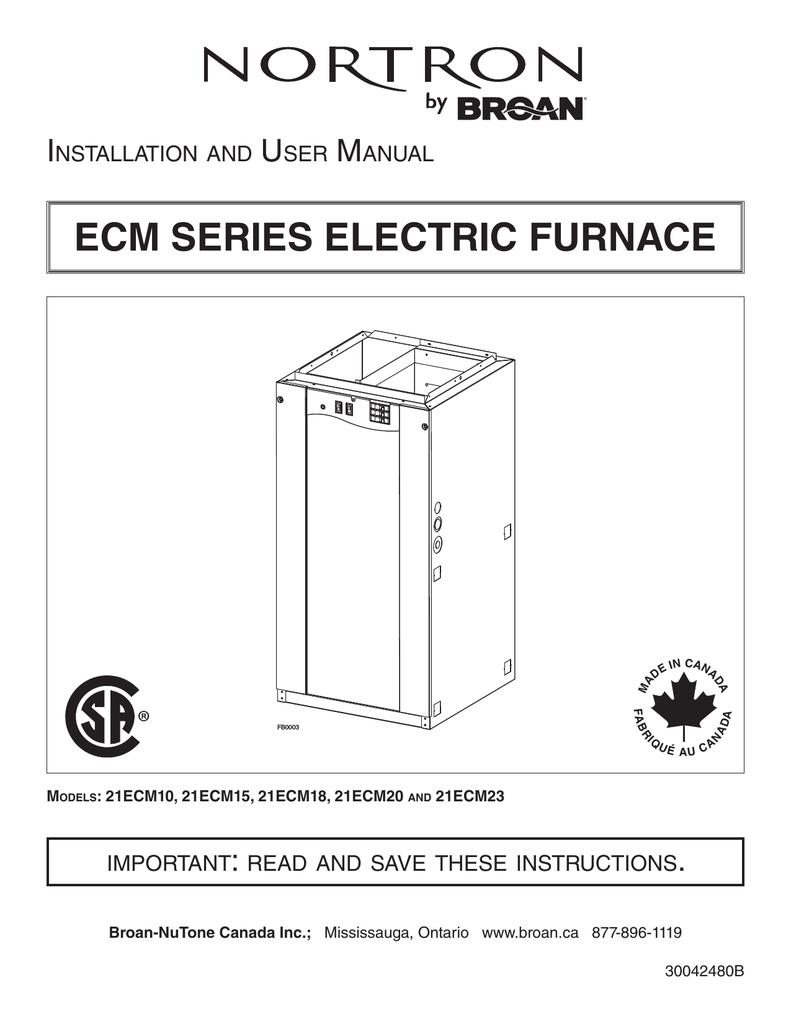 Broan Electric Furnace Wiring Diagram Essig Basic 21ecm10 User Manual Kia Automotive Diagrams