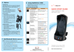 SatDOCK Quick Start Guide - Remote Satellite Systems