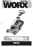 Worx WG712 Specifications