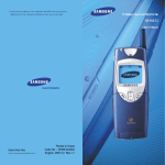 Samsung SCH-N171 User`s manual
