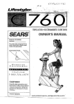 Sears 831.287602 Owner`s manual