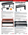 327 KEYBOARDS | Digital / Stage Pianos