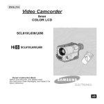 Samsung L630 Operating instructions