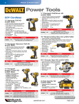 Pure Power Tools 18V Li-Ion Drill Driver Specifications