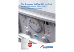 Worcester 440CDi Technical data