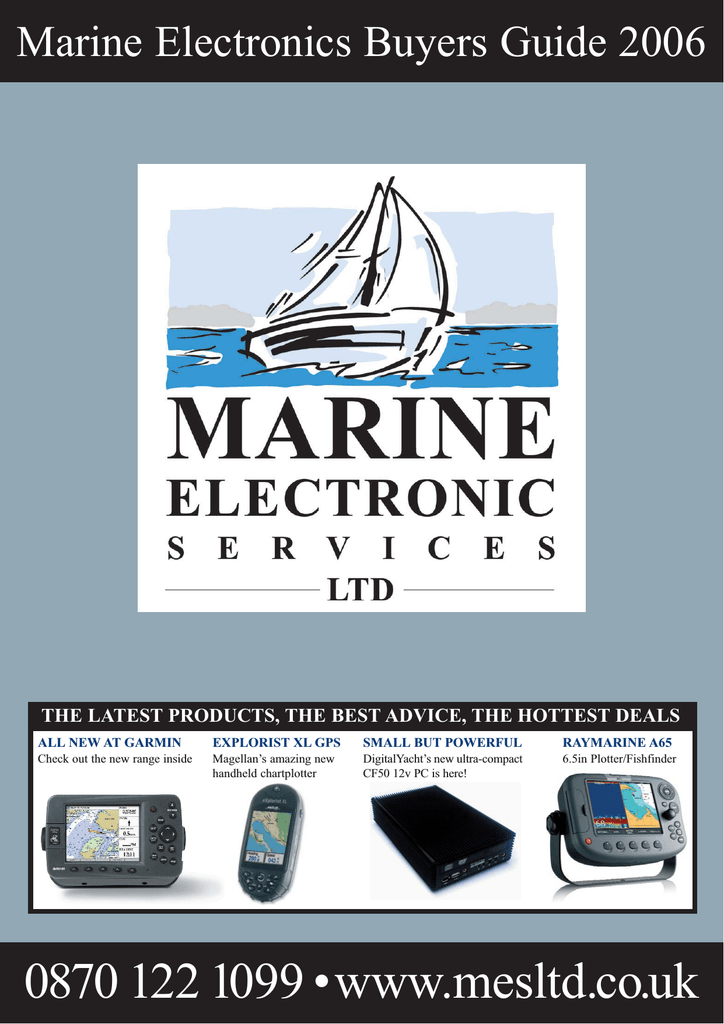 Raymarine Echostar 790 Specifications