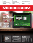 Modecom FreeWay Specifications
