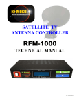RF Mogul RFM-1000 User guide