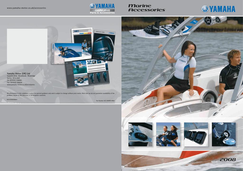 Yamaha L130a Owner S Manual