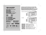 Sharp XL-UH2440H Specifications