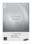 Samsung DW7933LRASR User manual