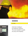 FireFinder Intelligent Fire Detection Systems: The new