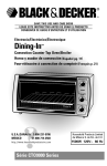 Dining-In™ - Applica Use and Care Manuals