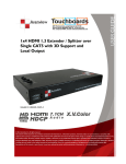 Avenview HDM-C5-R-M Specifications