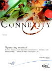 Connexity M6540 Installation manual