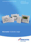 Worcester GREENSTAR CDi CLASSIC SYSTEM Technical data