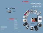 Canon PSC 60 Instruction manual
