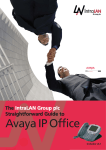 IntraLAN Avaya Brochure