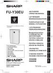 Sharp FU-60SE-K Specifications