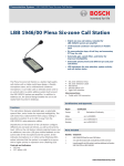 Bosch LBB 1941 Specifications