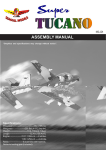 Seagull Models SUPER TUCANO Specifications