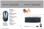 Belkin F8E846UKBNDL-DB User manual