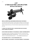 QCI LS5T-52 Instruction manual