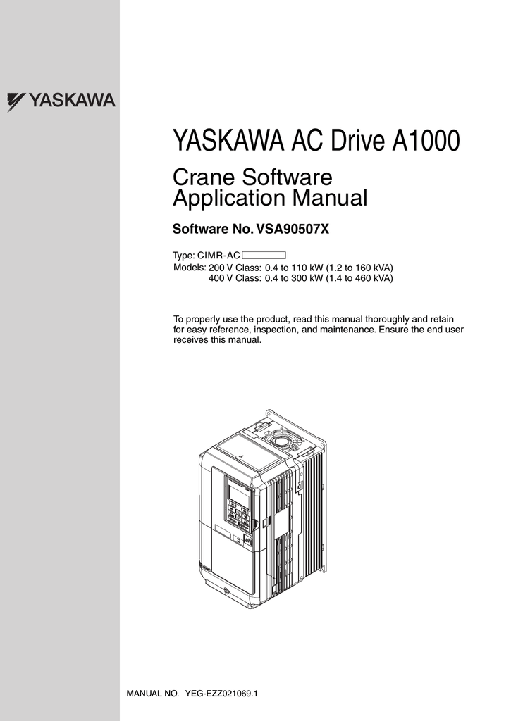 Fabulous Yaskawa A1000 Specifications Wiring Digital Resources Zidurslowmaporg