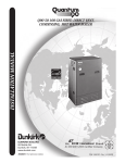 Dunkirk 90-75 Installation manual