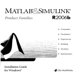 MATLAB SYSTEMTEST RELEASE NOTES Installation guide