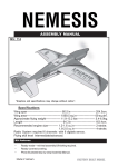 Seagull Models Nemesis 114 Specifications