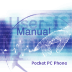 QTek S100 User manual