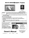 Dragon Wholesaling 564 Diamond-Fyre Owner`s manual