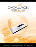 Datajack MIFI 2200 Specifications