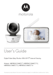 Motorola Monitor V User`s guide