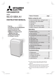 Mitsubishi Electric MJ-E15BX-A1 Instruction manual