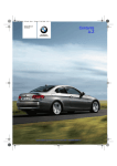 BMW 330Ci Owner`s manual
