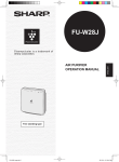 Sharp FU-W28J Specifications