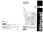 VTech VT1940 Specifications
