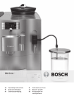 Bosch TES71321RW Operating instructions