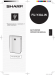 Sharp FU-Y30J-W Specifications