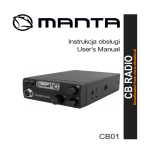 Manta MID04 User`s manual