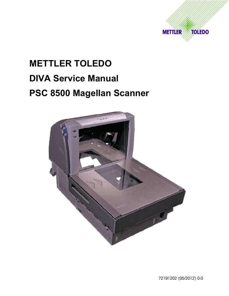 Psc Magellan 8500 Service Manual Mettler Toledo Wiring Diagram