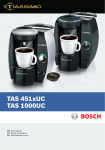 Bosch 451 User manual