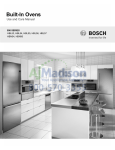 Bosch HBL56 Specifications