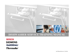 Dishwasher Training Program