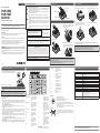 Casio PCR-450 User`s manual