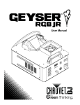 Chauvet DMX-690 User manual
