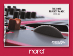 Clavia Nord Wave Specifications