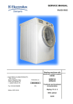 Zanussi DL4 Service manual